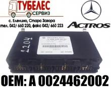 Електронен блок CPC/FR за Actros MP3 A0024462002