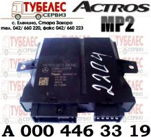 Модул управление стъкла Actros MP2 A0004463319