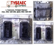 Компютър EDC за SCANIA R124 470 к.с. DT1202  1498062, 1493942