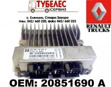 Бордови компютър светлини Renault Magnum Premium DXI 20851690 A