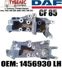 Конзола (лява) за кабина / броня на DAF CF85 1456930
