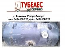 Пластмасов резервоар 210L за Mercedes A6534700201 , 6534700201