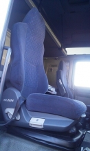 Пасажерска седалка за МАН TGA TGL TGM 81623076154
