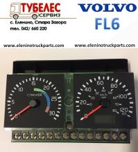 Километраж - оборотомер за Волво FL6