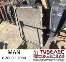 Воден радиатор за МАН F 2000 E 2000 BEHR: 2204095