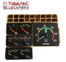 Контролни уреди налягане масло, вода, въздух на SCANIA 4