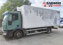 Хладилен фургон 6.50m x 2.55m x 2.35m, агрегат Carrier Xarios500
