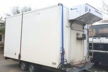 Хладилен фургон Thermo King 4.50m x 2.45m x 2.45m