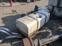 Алуминиев резервоар 500 л. (комбиниран 450л.+50л.) за MB Actros