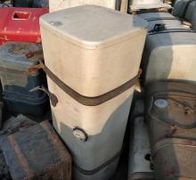 Алуминиев резервоар 590 л. на Mercedes Actros 1820x560x640