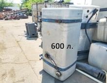 Алуминиев резервоар 600 л. за IVECO 680x1470x6200