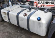 Алуминиев резервоар 820л. за Mercedes Actros 1845LS, 2014г. Евро