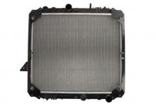 Воден радиатор НОВ на Mercedes 709, 711, 809, 811 510x623x33