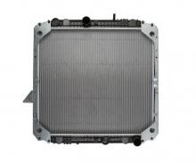 Воден радиатор НОВ на Mercedes LK-LN2, 711 -1317 K