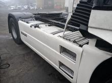 Алуминиев резервоар комбиниран 660л+75л Adblue на MAN TGX 2012г