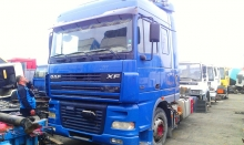 DAF FT XF95 2003г. ЕВРО 3 НА ЧАСТИ
