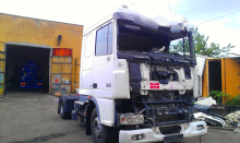 DAF XF 105 FT EURO5  на части
