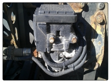 EBS преден спирачен кран модулатор за MAN TGA