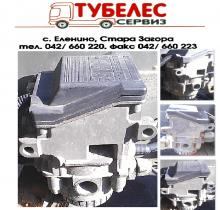 EBS преден спирачен кран за Volvo FH12 20374944 0486203033