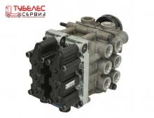 ECAS електромагнитен кран / клапан на MAN , Wabco 4729051160