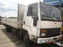 Ford Cargo 0813 на части