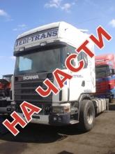 Scania 124 L 470 на части