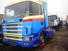 Scania R 144 LA на части
