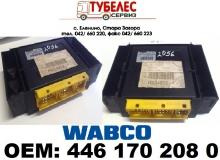WABCO Ecas електронен блок за MAN TGA 6x2 4461702080 81258117015