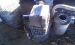 Кутия въздушен филтър Mercedes MK / SK