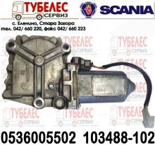 Моторче ел. стъкло за Scania 0536005502 103488-102
