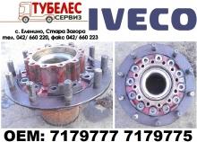 Задна главина за Iveco Stralis Eurotech Eurostar 7179777 7179775