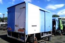 Фургон от Даф 45  2020x4080x2250
