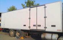 Термо фургон (хладилен) 8.40 x 2.50 x 2.50