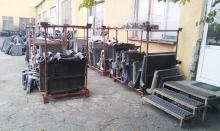 радиатор / интеркулер , охлаждане на двигателя