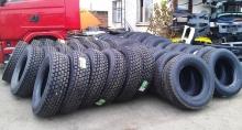 Гуми нови и втора употреба за камиони