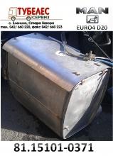 Катализатор / Ауспух МАН ТГА EURO 4  81151010371