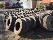 Гуми за камиони и ремаркета втора употреба