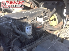 Двигател Cursor 10 F3AE3681D 420 к.с. на Iveco Stralis 440S42 E5