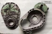 Ангренажен капак на Mercedes LK OM366 3660150202