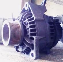 Генератор 28V 80A за Мерцедес Актрос Атего 0124555032