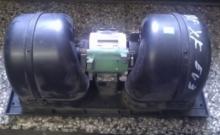 Моторче / вентилатор за парно за DAF XF 9041501327