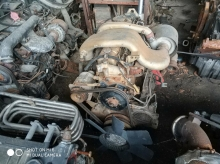 Двигател DNTD 620, 158 к.с., 6 цил., на DAF F1700, F1300, F1100