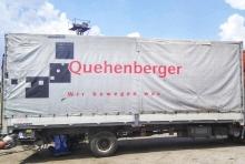 Каросерия 7.20м x 2.67м x 2.55м от камион DAF LF 45.220