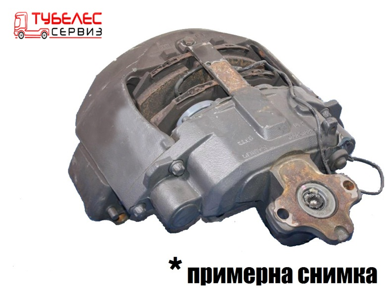 Volvo FH13 E5 front left and right brake calipers meritor LRG727 LRG726 20527036 20527037