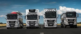 man logo trucks