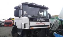 Scania 124 6x2 на части