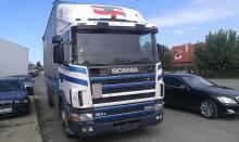 Scania R124 L на части