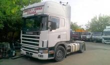 Scania R144 на части