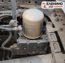 Дехидратор за Mercedes Actros 1845LS, MP4, E6, 2014г. A001446326