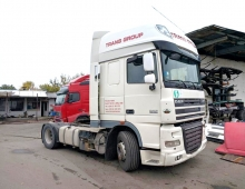 DAF XF 105 FT, 460кс, 2011г, Евро5 НА ЧАСТИ